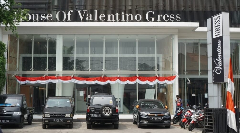 House Of Valentino Gress Google Business