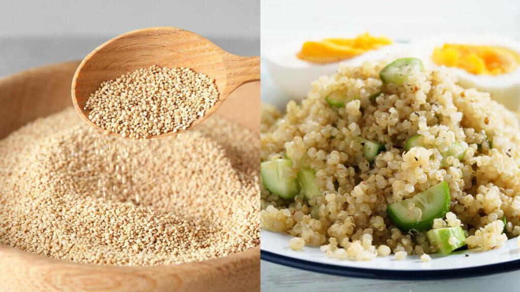 9 Manfaat Makan Quinoa. Pengganti Nasi Dengan Sejuta Nutrisi 1036 Words