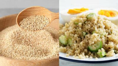 9 Manfaat Makan Quinoa. Pengganti Nasi Dengan Sejuta Nutrisi