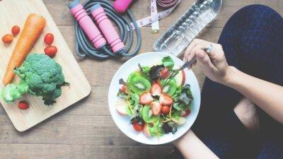 Contoh Pola Makan Sehat Bergizi dan Seimbang + Manfaatnya