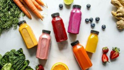 6 Resep Jus Sehat dan Manfaatnya untuk Kesehatan Keluarga