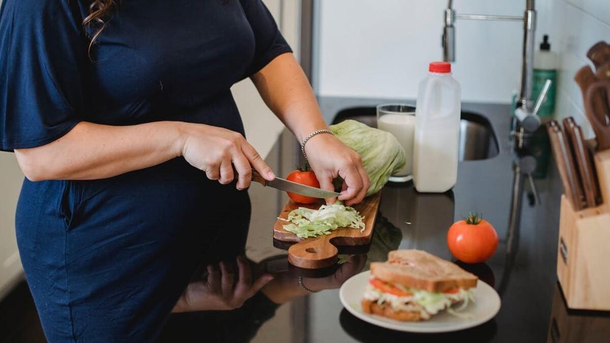 Syarat Kandungan Makanan Sehat Untuk Ibu Hamil