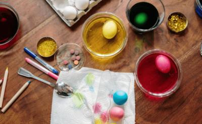 Cara Membuat Kerajinan dari Kulit Telur yang Mudah